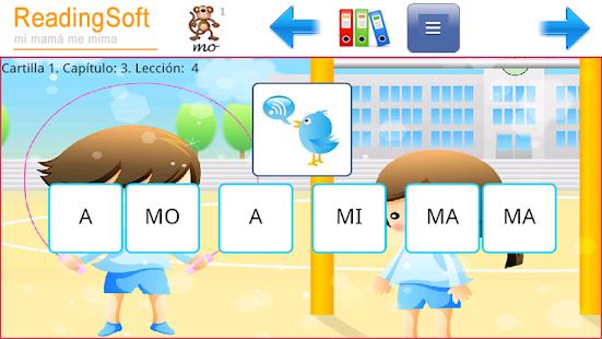 Curso 1 Aprender a Leer- screenshot thumbnail