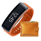 Gear Fit Wallet