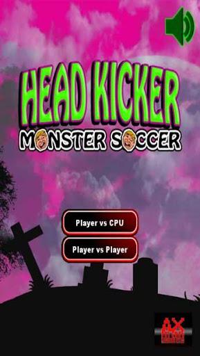 Monster Soccer - Skull Kicker