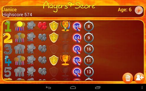Times Tables Game- screenshot thumbnail