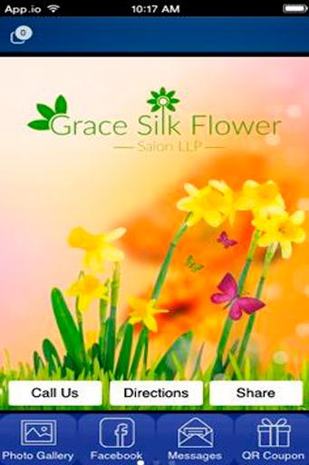 Grace Silk Flower Salon