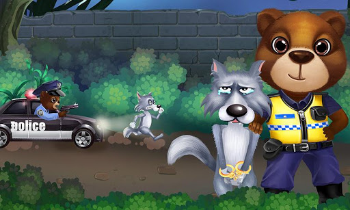 Big Bad Wolf - Animal Rescue