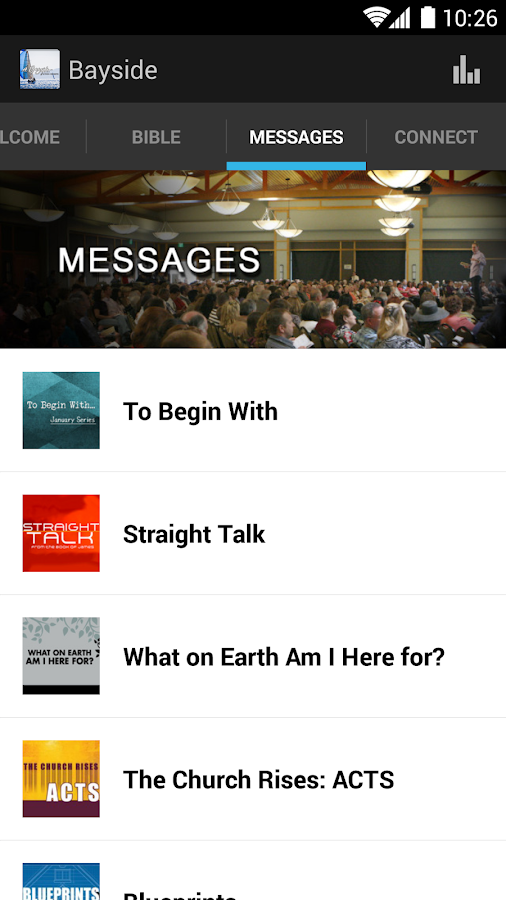 Bayside Church Citrus Heights- screenshot