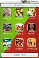 Screenshot of Flavors of India
