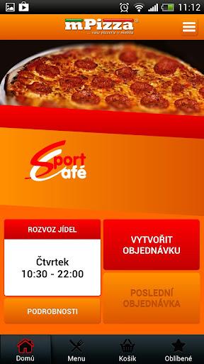 Sport café Hradec Králové