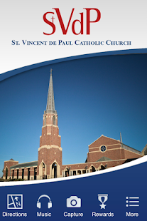 St. Vincent de Paul - Omaha NE- screenshot thumbnail