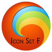 Icon Set F Go Launcher EX