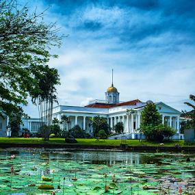 Istana Bogor #2 by Erry Subhan - City,  Street & Park  City Parks ( bogor, conservation, indonesia, west java, asia, kebun raya bogor )