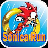 Sonica Run Game Free