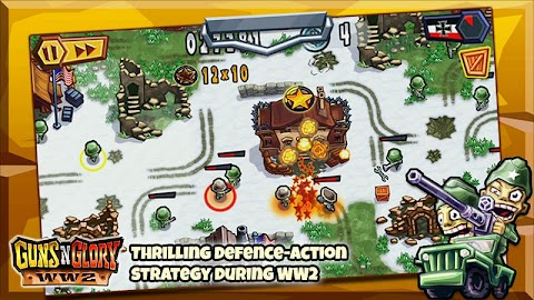 Guns'n'Glory WW2 Screenshot 8