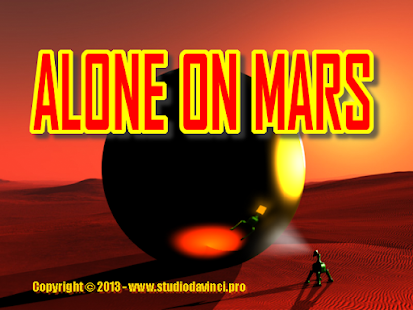 Alone On Mars - screenshot thumbnail