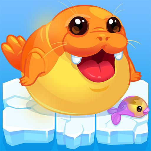 海豹 Sammy the seal: Puzzle game 策略 App LOGO-APP試玩