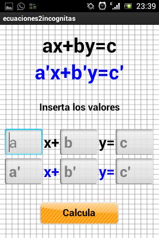 ecuaciones combinatoria: