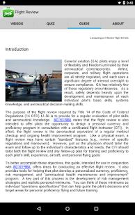 Sporty's Flight Review - screenshot thumbnail