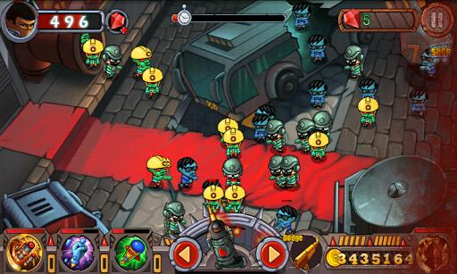 殭屍獵人 - Zombie Hunter Free