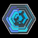 Cyanogen Boot Animation (Dark) icon