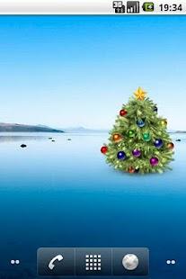 New Year Tree Widget