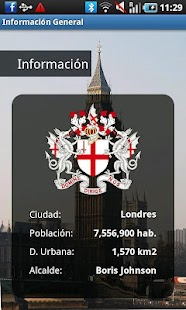 Londres Inglaterra Reino Unido- screenshot thumbnail