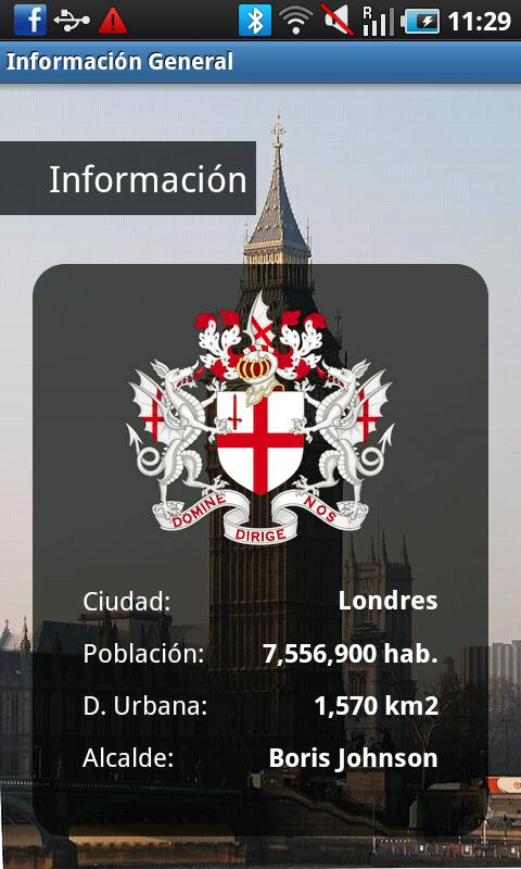 Londres Inglaterra Reino Unido- screenshot