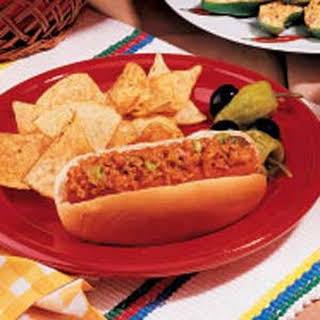 Southwestern Hot Dogs.