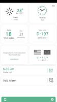 Screenshot of Morning Kit (Alarm & Panels)