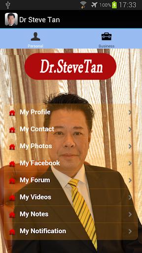 Dr Steve Tan