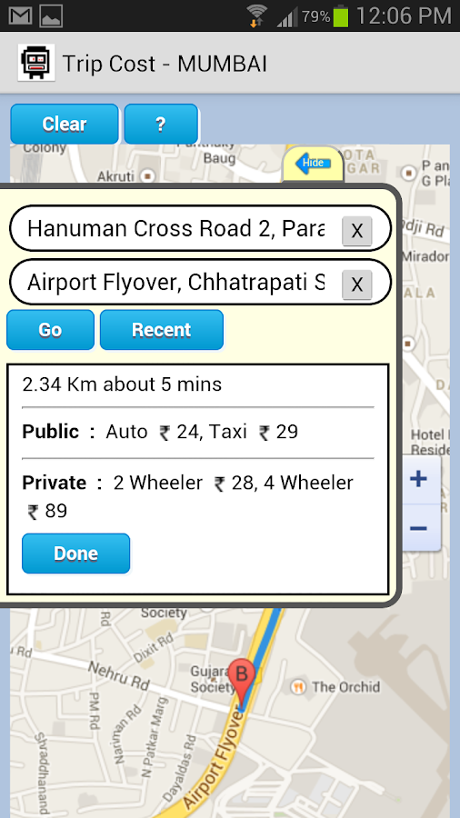 India Auto Taxi by SmartShehar- screenshot