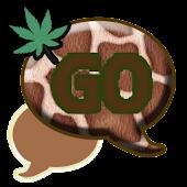 GO SMS THEME/Giraffe4U