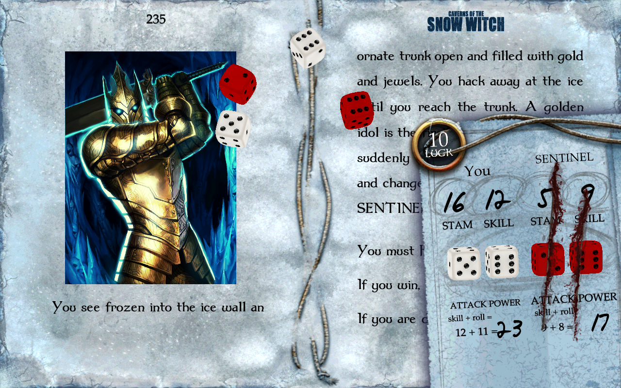 Caverns of the Snow Witch screenshot #15
