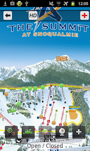 The Summit at Snoqualmie- screenshot thumbnail