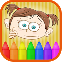 Didi's Coloring Book icon