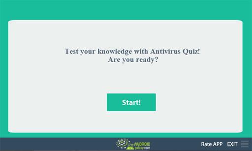 Antivirus Quiz