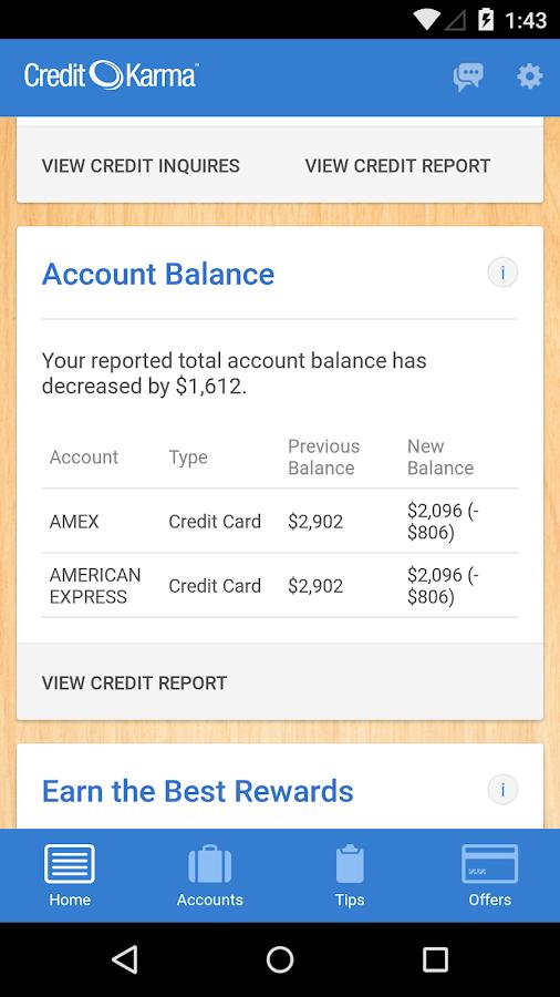 Credit Karma - screenshot