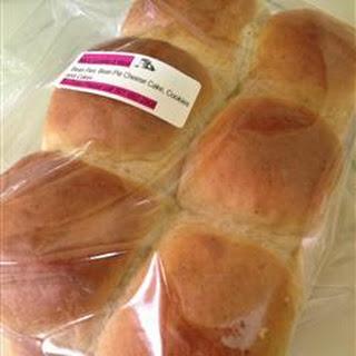 Hearty Wheat Yeast Rolls