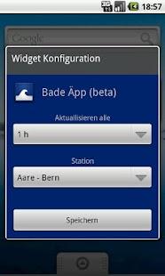 Bade Äpp- screenshot thumbnail