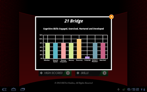 21 Bridge - screenshot thumbnail