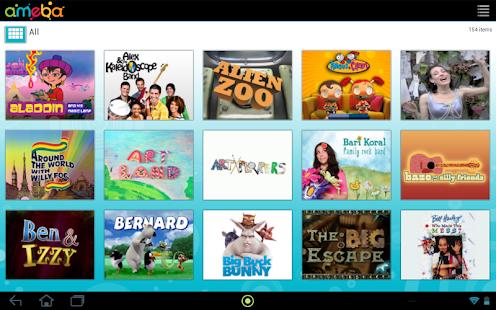 Ameba TV Mobile- screenshot thumbnail