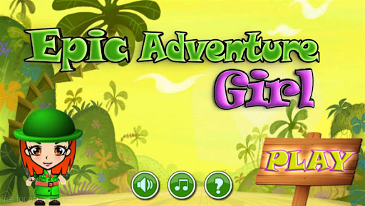 Epic Adventure Girl