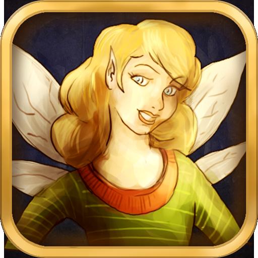 Magic Fairies - Children games LOGO-APP點子
