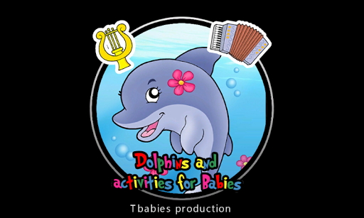 dolphins activities for babies
