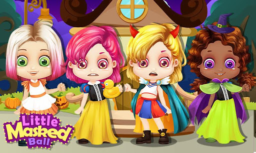 Halloween Party - for girls