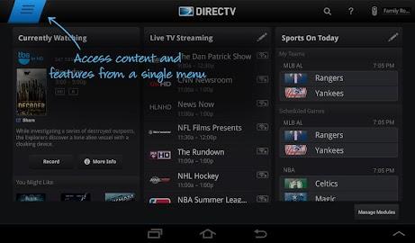 DIRECTV for Tablets Screenshot 16