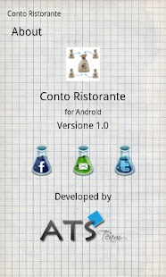 Conto Ristorante - screenshot thumbnail