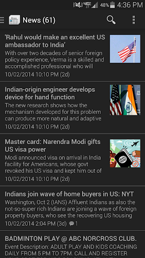 Non-Resident Indian News