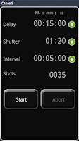 Screenshot of DSLR Remote