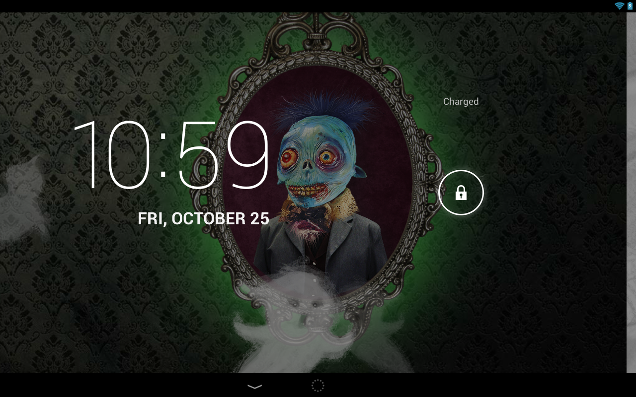 Halloween Zombie Wallpaper - Android Apps on Google Play