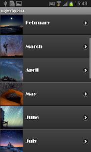 玩書籍App|Night Sky 2014免費|APP試玩
