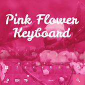 Cherry Flower Keyboard