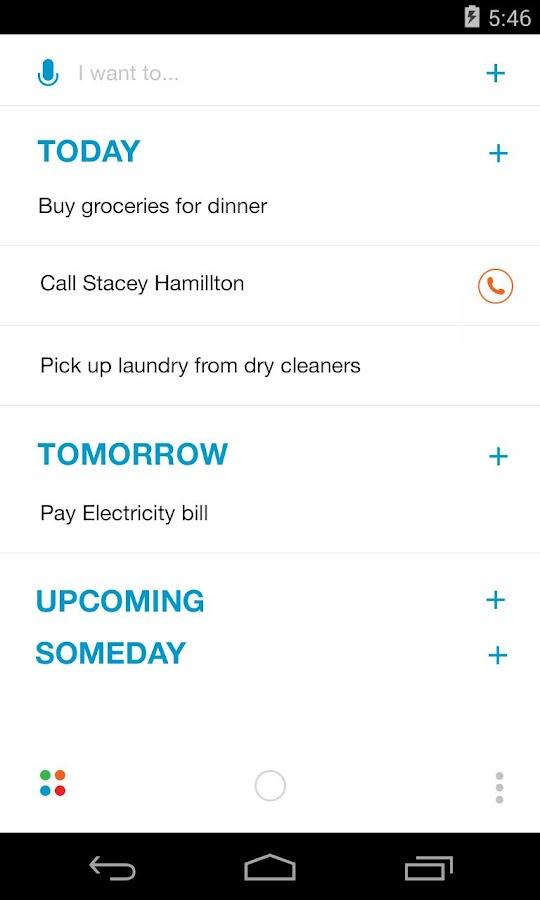 Any.do Task List & To-do List - screenshot
