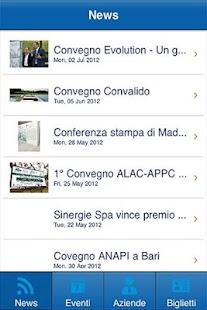 Consorzio Convalido - screenshot thumbnail